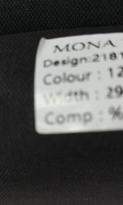Каталог Артикул Design 21810 DOUBLE Colour 123 A MONA LISA (МОНА ЛИСА)