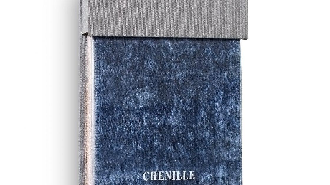 Каталог тканей для штор Chenille WIN DECO (ВИН ДЕКО)
