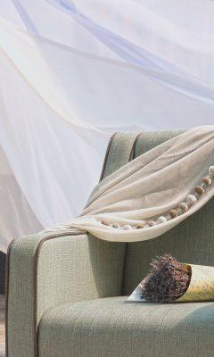 Коллекция Elegancia Артикул Felicity Греческие тюлевые ткани DAYLIGHT (Дейлайт)