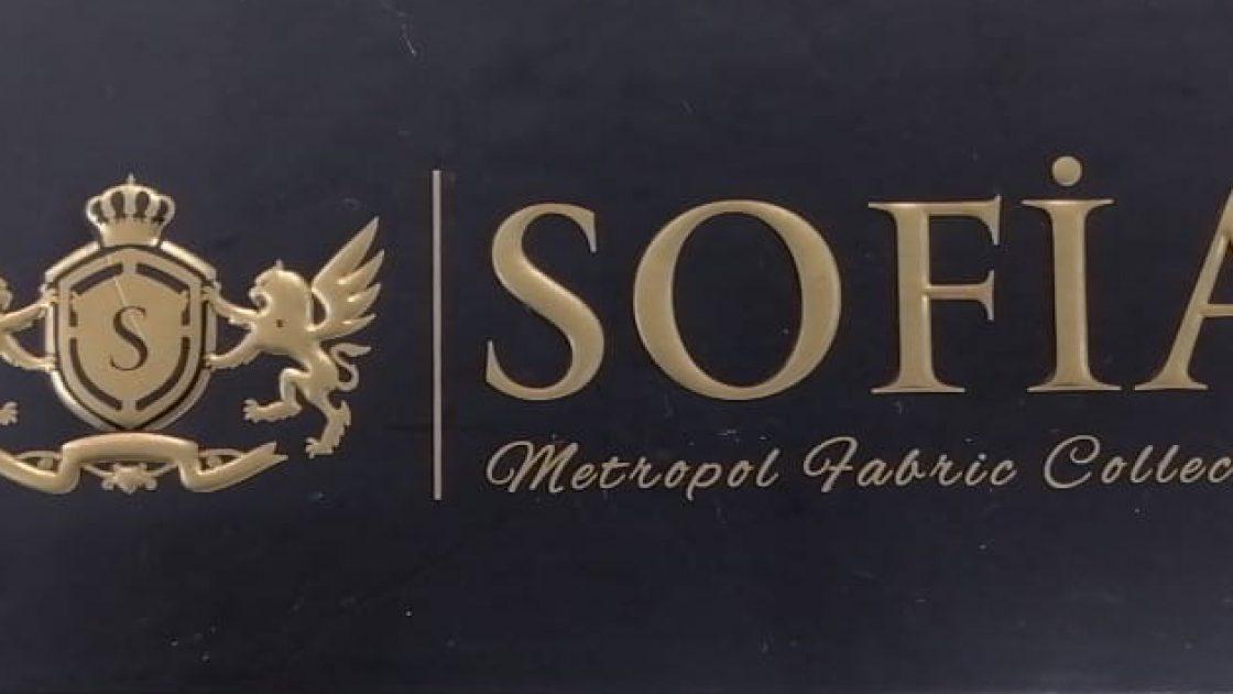 ТКАНЬ Desing SOFIA- SOFIA (СОФИЯ)