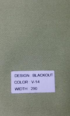 Каталог Blackout Цвет V-14 SAMA (САМА)