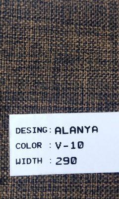 Каталог ALANYA Цвет 10 SAMA (САМА)