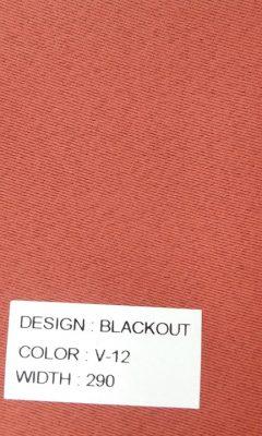 Каталог Blackout Цвет V-12 SAMA (САМА)