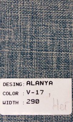 Каталог ALANYA Цвет 17  SAMA (САМА)