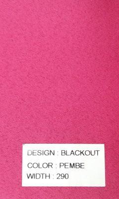 Каталог Blackout Цвет  PEMBE SAMA (САМА)